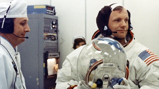 Neil Armstrong NASA Pilot - Pics about space